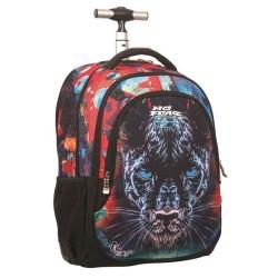 No Fear Puma 48 CM wheel bag - binder