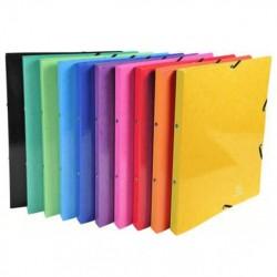Binder Book EXACOMPTA Iderama 21x29.7 cm - back 20 mm