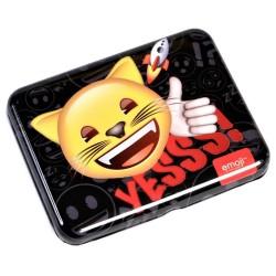 Caja de cupones Emoji Afraid
