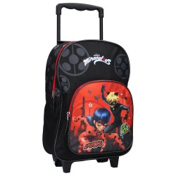 Ladybug Miraculous Trust Yourself 38 CM High-end Trolley Backpack - Bag