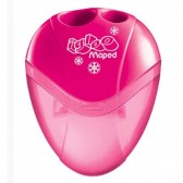 MAPED Igloo 2 Holes Pencil Size with Reserve - Rose