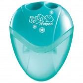 MAPED Igloo 2 Holes Pencil Size with Reserve - Vert