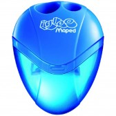 MAPED Igloo 2 Holes Pencil Size with Reserve - Bleu