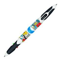 Pen bal BIC 4 kleuren