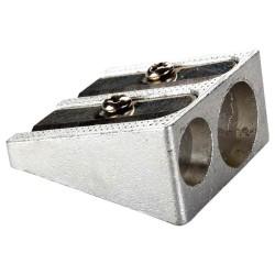 Metalen potlood grootte-2 gaten