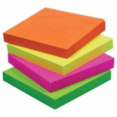 Bloc post-it 80 feuilles 7,6 cm