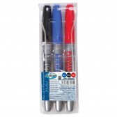 Lot of 3 permanent markers - Ogive Point