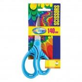 Flower-patterned scissors 14 CM