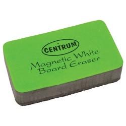 White magnetic board sponge