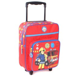 Sam il pompiere materno 35 CM Wheeled Bag - Cartable