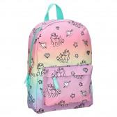 Blue Mermaid Milky Kiss 34 CM Kindergarten Backpack