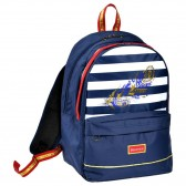 Berenice Blue Backpack 45 CM - 2 Cpt