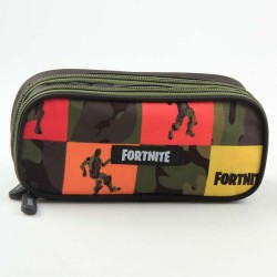 Trousse Fortnite Multi 20 CM - 2 Cpt