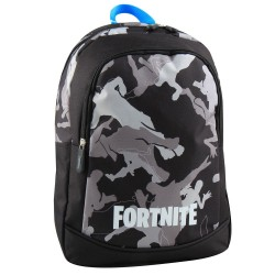 Fortnite Black 38 CM Backpack - Bag