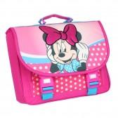 Cartable Minnie Pink 38 CM Haut de gamme