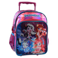Enchantimals 32 CM wheeled backpack - kindergarten