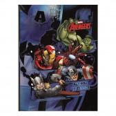 Agenda Avengers Team 22 CM - Cahier de textes
