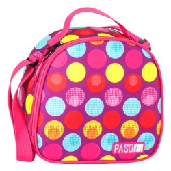 Pink Bubble 23 CM Snack Bag