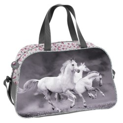 White Horse Sports Bag 40 CM