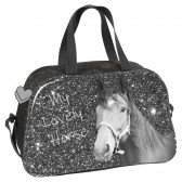 Bolso deportivo Horse Magic 40 CM