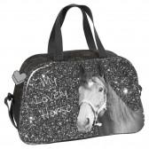 Pferd Magic 40 CM Sporttasche