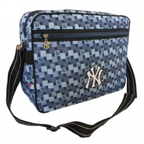 Sac reporter New York Yankees 42 CM Marine Haut de gamme