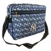 Borsa di New York Yankees 42 CM Navy reporter della gamma