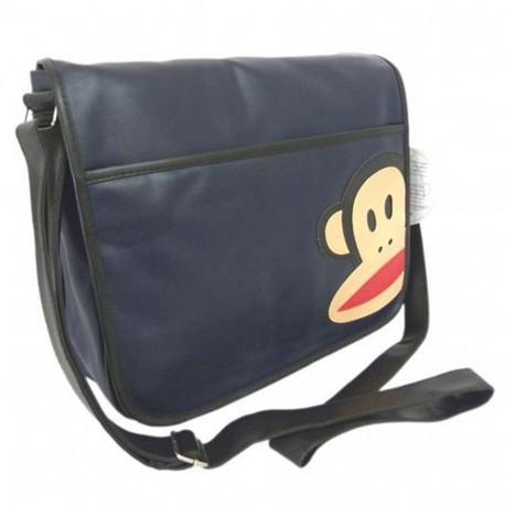 Paul Frank 40 CM Style leather shoulder bag