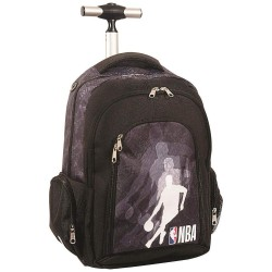 NBA Street Player 48 CM Wheeled Backpack - Cartable