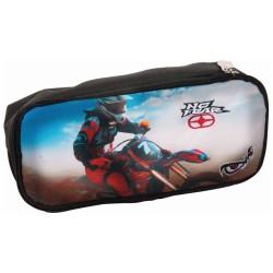 No Fear Red Motocross Kit 23 CM - 2 Cpt