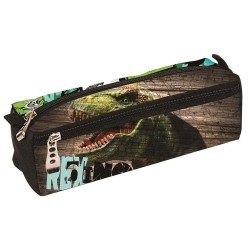 Trousse Back Me Up Dino 23 CM - 2 Cpt