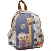 Elefante y Panda 30 CM Mochila kindergarten - Cartable