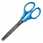 Safe Tool 13 CM Color Scissors - Bleu