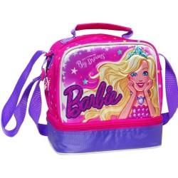 Sac gouter Barbie Dreams 21 CM - sac déjeuner