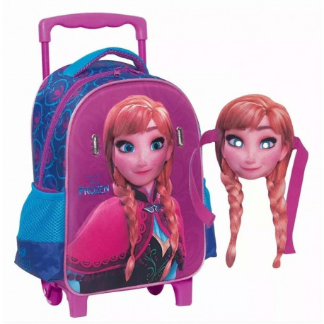 Frozen Sisters 31CM Rolling Backpack