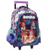 Enchantimals 45 CM wheeled backpack - Bag