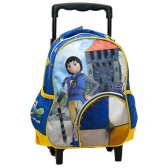 Playmobil Super 4 Alex 31 CM maternal trolley wheeled backpack