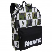 Fortnite Black 45 CM Backpack - Bag