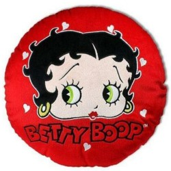 Coussin Betty Boop Coeur
