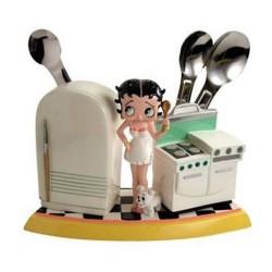 Cuisine déco Betty Boop