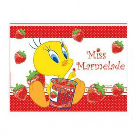 2 sets de table Titi Miss Marmelade