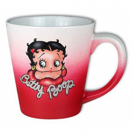 Taza glitter Betty Boop