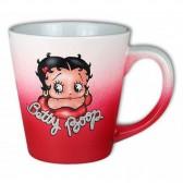 Becher-Glitter Betty Boop