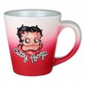 Boccale glitter Betty Boop