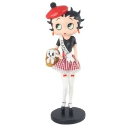 Statuette Betty Boop Costume France