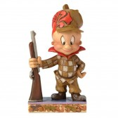 Figurine Elmer Fudd 10 CM - Jim Shore Looney Tunes