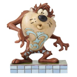 Taz Figure 10 CM - Jim Shore Looney Tunes