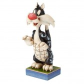 Figurine Grosminet 11 CM - Jim Shore Looney Tunes