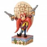 Figurine Sam le Pirate 11 CM - Jim Shore Looney Tunes