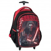 Star Wars Red 45 CM wheeled backpack - Cartable